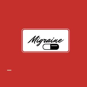 migraine label